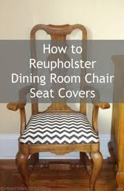 how to reupholster dining room chair seat covers sitting pretty heartworkorg