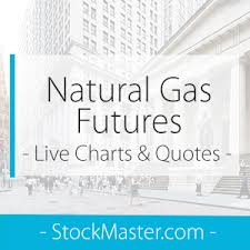 Natural Gas Futures Advanced Chart Live Stock Master