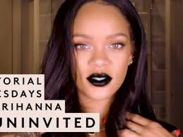 tutorial tuesdays with rihanna uninvited fenty beauty