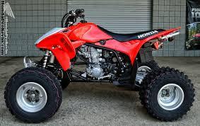2018 honda quads. brilliant quads 2017 honda trx450r trx400x race amp sport atv models discontinued with  regard to 2018 inside honda quads