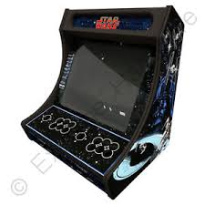 image is loading xcade b19c x star wars 2 player bartop