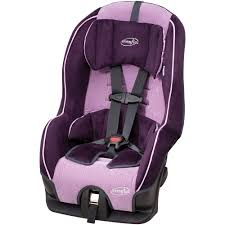 evenflo tribute convertible baby car seat only