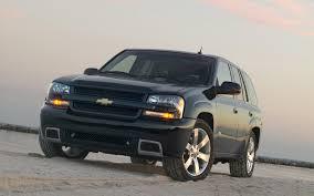 2007 Chevrolet TrailBlazer - Information and photos - ZombieDrive