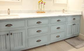 blue bathroom vanity cabinet. Blue Painted Master Bathroom Vanity Cabinet - Woodwright\u0027s Custom Woodwork D