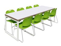 block steel white canteen table and benches canteen used extending round dining table and chairs round dining table sets