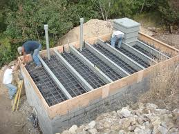 Build Underground Home Cement Block Safe Room Super Safe Rooms From Global Habitat