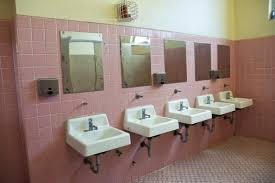 high school bathroom. Delighful School What Happened To The Mirrors In Our Bathrooms Throughout High School Bathroom H