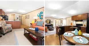 Single Wide 2 Bedroom Trailer Home Affordable Homes Of Crestview