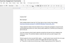 google docs grading tips amp tricks  screen shot    at  pm