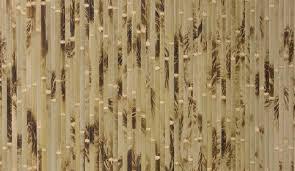 interior design using bamboo wall panels