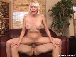 Blonde fuck hot milf