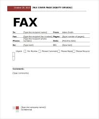 Sample Fax Cover Sheet. Sample Confidential Fax Cover Sheet ...