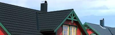 Galba Roof Tile Colour Range Icopal Roof Tiles