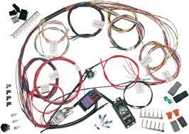 custom harley wiring harness custom image wiring namz custom complete motorcycle wire harness harley davidson on custom harley wiring harness