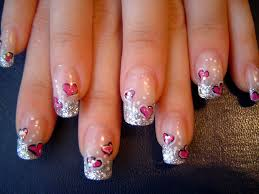 ?NEW?Stylish French Tip Nail Art Designs & Ideas