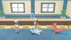 2 jugadores en Pokemon let´s go pikachu cap.17: Erika, la waifu ...
