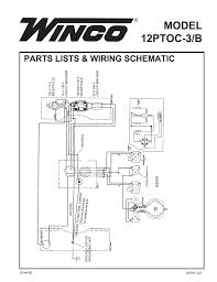 60701 126 parts list 12ptoc 3 a Circuit Breaker Parts Diagram Vacuum Breaker Diagram