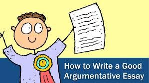 how to write a good argumentative essay the critical thinker how to write a good argumentative essay