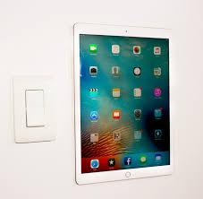 padtab press ipad tablet wall mount on the