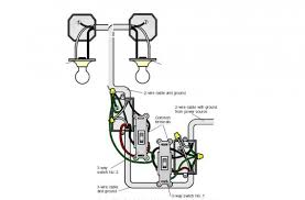 3 way wiring power>light>switch1>switch2>light doityourself attached images