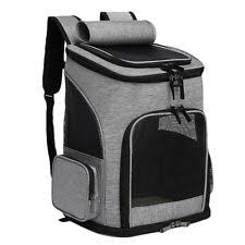 <b>Dog Backpack Carriers</b> for sale | eBay