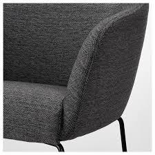 Ikea Tossberg Chair Metal Black Gray In 2019 Metal