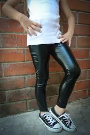 pop couture faux leather legging toddler little girls big girls nordstrom rack