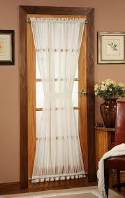 kitchen door curtain ideas