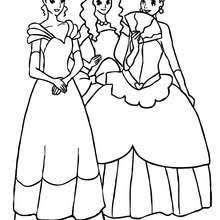 Small Picture Sophisticated princess coloring pages Hellokidscom