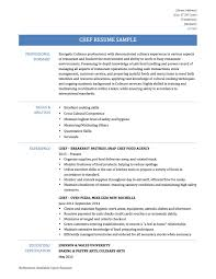 Classy Pastry Chef Resume Objective On Cook Resume Examples Resume