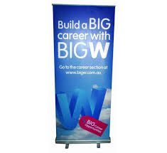 Display Stands Brisbane Standard Pull up Banner Standard Banner Stands Standard Pull Up 82