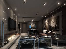 pictures of modern living rooms. sleek modern living room masculine chrome pictures of rooms