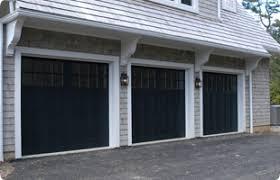 black garage doorsOverhead Door Solutions Inc  Garage Door Contractors  Palatine IL