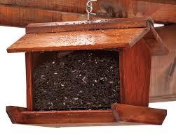 home project liven up your backyard with this hand made cedar and acrylic bird feeder birdfeeder lead bird feeder