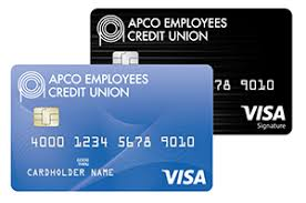 Check spelling or type a new query. Apco Visa Rewards Credit Card