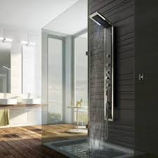 Jaguar Industrio Duschpaneel Duschset Duschsystem Dusche