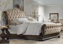 rhapsody california king tufted bed w