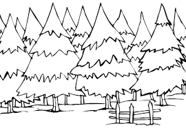 Small Picture Tree coloring pages winter tree coloring pages Kids Coloring Pages