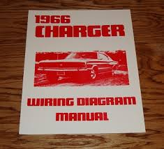 dodge charger wiring diagram manual