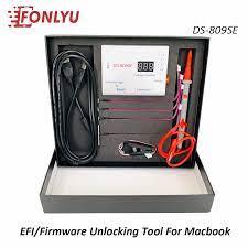 DS 809SE EFI Pin Code Firmware BIOS Unlocking Tool for Repair Macbook iMac  Air SPI ROM IC Read Write for Macbook icloud SN|Power Tool Sets