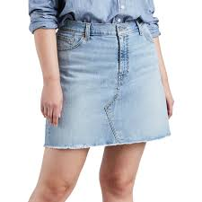 Levis Plus Size Deconstructed Skirt Skirts Apparel