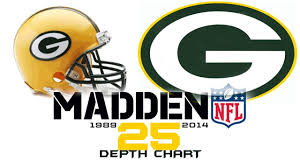 Green Bay Packers Roster Depth Chart Madden 25 Green Bay Packers Depth Chart And Player Ratings Full Roster