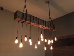 custom lighting chandeliers pendants rustic industrial farmhouse modern