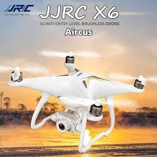 Original <b>JJRC X6 Aircus</b> Brushless <b>GPS</b> RC Drone With 1080p HD ...