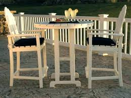 patio furniture high table hi top table and chair sets high top patio table high top patio furniture high table