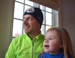 Wheaton dad to run in hopes daughter can walk