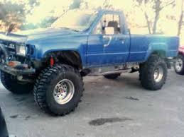 1985 Toyota Longbed Pickup: Monster Truck