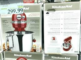 Kitchenaid 6 Qt Bowl Lift Stand Mixer Costco Kitchen Aid Rh Pastelitosguau Club