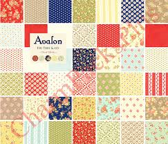 AVALON - Moda Layer Cake - Ten Inch Quilt Fabric Squares | Moda ... & AVALON - Moda Layer Cake - Ten Inch Quilt Fabric Squares Adamdwight.com