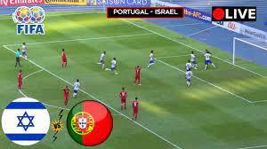 Portugal vs Israel LIVE | International Friendly | Israel vs Portugal Live  Streaming - YouTube